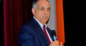 Il professor Adornato, rettore dell'Università di Macerata