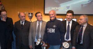 Paciaroni premiato a Torino