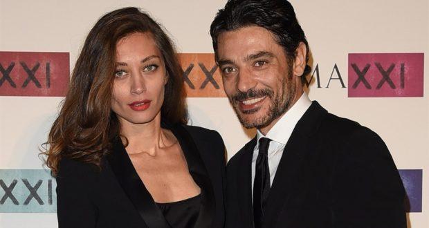 Giuseppe Zeno con la moglie Margareth Madè
