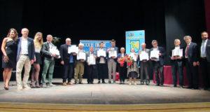Al Feronia i vincitori del Premio Marche