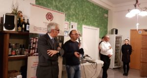 Alberto Vignati all'iniziativa di San Marcello