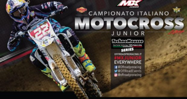 "Motocross al ""San Pacifico"": ecco il Campionato italiano MX Junior"