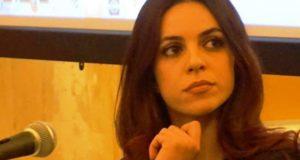 La scrittrice Laura Iura