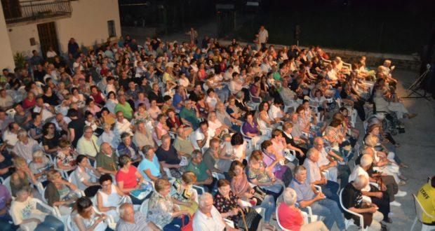 Il pubblico a Granali in una serata della passata edizione