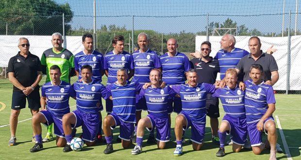 La squadra vice campione d'Italia