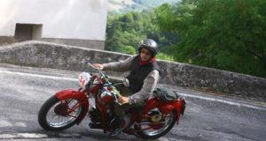 Moto d'epoca al Circuito del Chienti e Potenza (foto d'archivio)