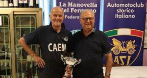 Ennesima vittoria per Gianpaolo Paciaroni
