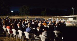 Lo spettacolo al Parco archeologico di Septempeda