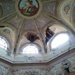L'interno di Villa Collio