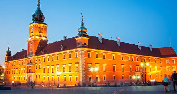 Palazzo reale di Varsavia