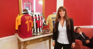 Cristina Marcucci, presidente dell'Associazione Help
