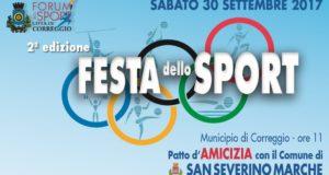 Festa dello sport e della solidarietà a Correggio