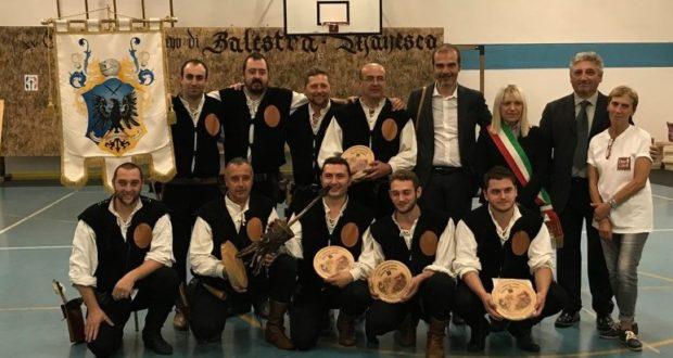 I balestrieri campioni d'Italia