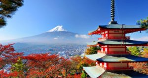 Giappone, immagine d'archivio