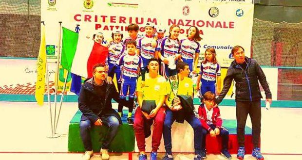 La Rotellistica Settempeda vince il titolo italiano Uisp per società