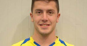 Marco Caciorgna, uno dei migliori in campo