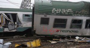 Il disastro ferroviario alle porte di Milano