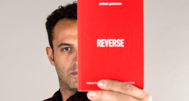 """Carlo Boldrini e il suo libro """"Reverse"""""""