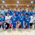 La squadra maschile di Prima divisione