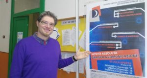Il professore Stefano Leonesi