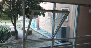 La finestra rotta