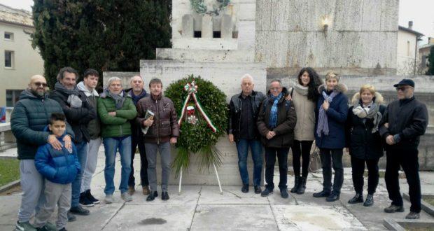 La commemorazione