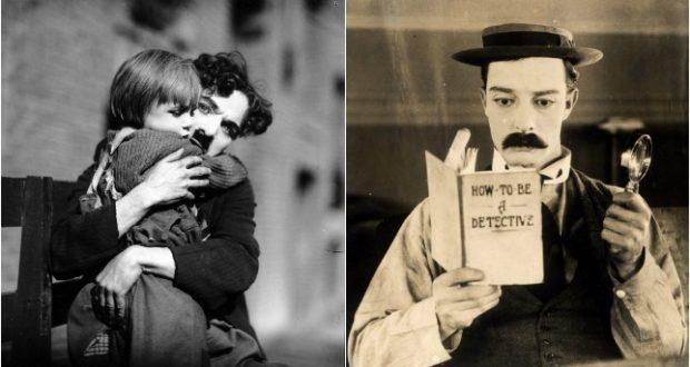 Chaplin - Keaton