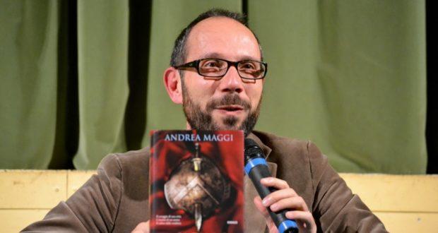 Francesco Rapaccioni presenta il libro di Andrea Maggi