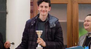 Il settempedano Marco Pasqualoni, campione provinciale