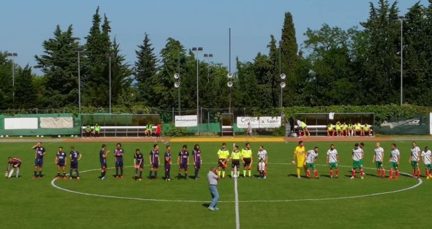 """Squadre in campo al """"Diana"""" di Osimo"""