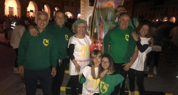 Il Palio 2018 vinto dal Castello di Colleluce