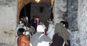 Feste medievali a Elcito (foto d'archivio)