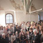 I fedeli provenienti da Comiziano (foto Serini)