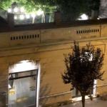 Il locale in via Dante Alighieri