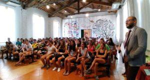 Palazzo Servanzi: l'apertura dei corsi estivi