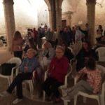 Il dopofestival al chiostro del Castello