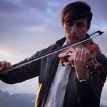 Il violinista Valentino Alessandrini