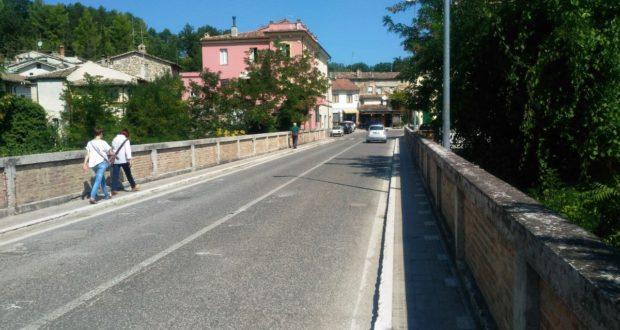 Uno dei ponti storici di San Severino