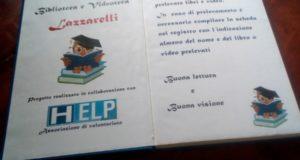 """Associazione Help a sostegno della Casa di riposo """"Lazzarelli"""""""