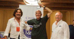 La premiazione di Gian Paolo Paciaroni