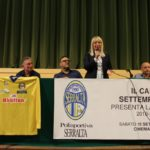 L'intervento del sindaco Rosa Piermattei