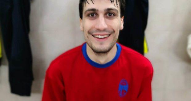 Il capitano David Della Mora