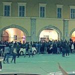 Il locale in Piazza del Popolo