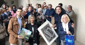 Lo scambio dei doni al Chiostro di San Domenico