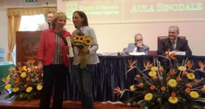 L'ing. Silvia Calamante premiata a Macerata