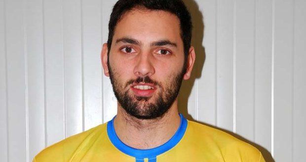 Il centrale Alex Molinari