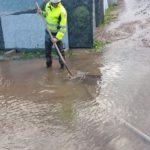 Acqua e fango hanno provocato gravissimi danni