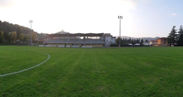 Lo stadio di San Severino