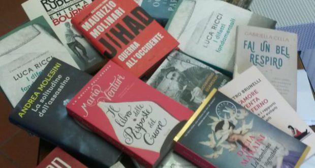 Saggi e romanzi per la Biblioteca comunale