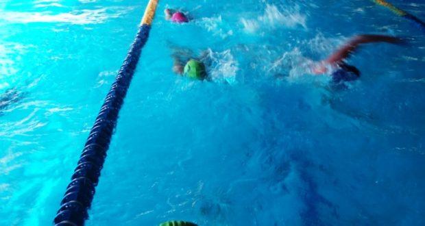 Atleti in vasca